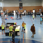 Sok egészségmegőrző program várta az érdeklődőket a sportcsarnokban