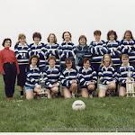Girls Senior Soccer team