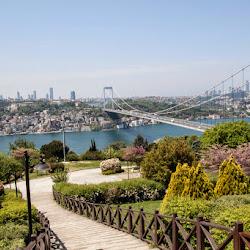 Парковете в Истанбул