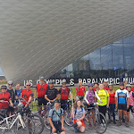 Colorado  Springs Ride/US Olympic-Paralympic Museum