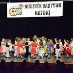 Pici Csali gyermekjátékokkal indította el az évzáró fellépést
