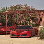 Fake movie cars