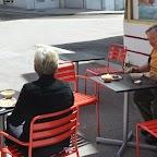 Premier brunch sur la terrasse ensoleillée du cinéma Royal !
