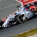 Susan Wolff, Williams FW37 Mercedes