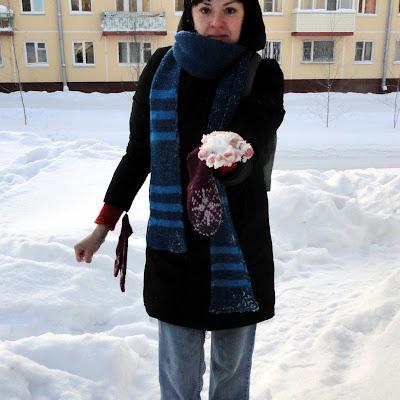 Последний снег - фотографу!