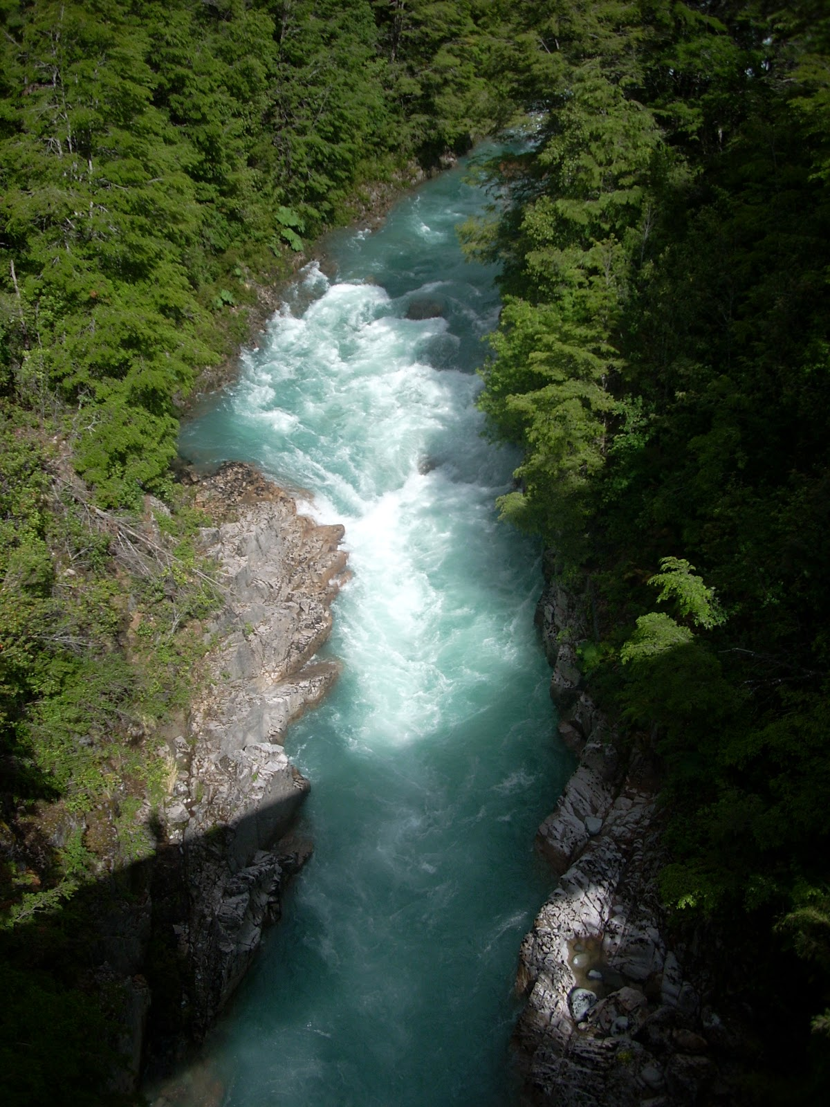 Plenty of kayaking and rafting on these rivers