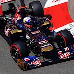 Daniel Ricciardo, Toro Rosso STR7 Ferrari