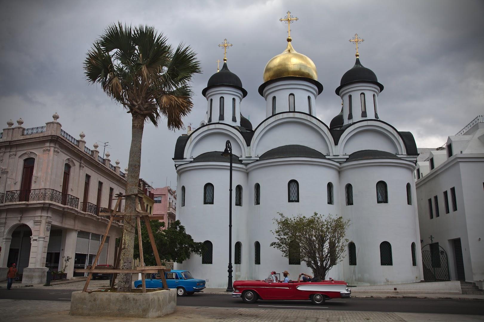 Orhodox church survived the revolution