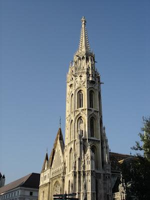 Saint Matthias Church on Buda Hill