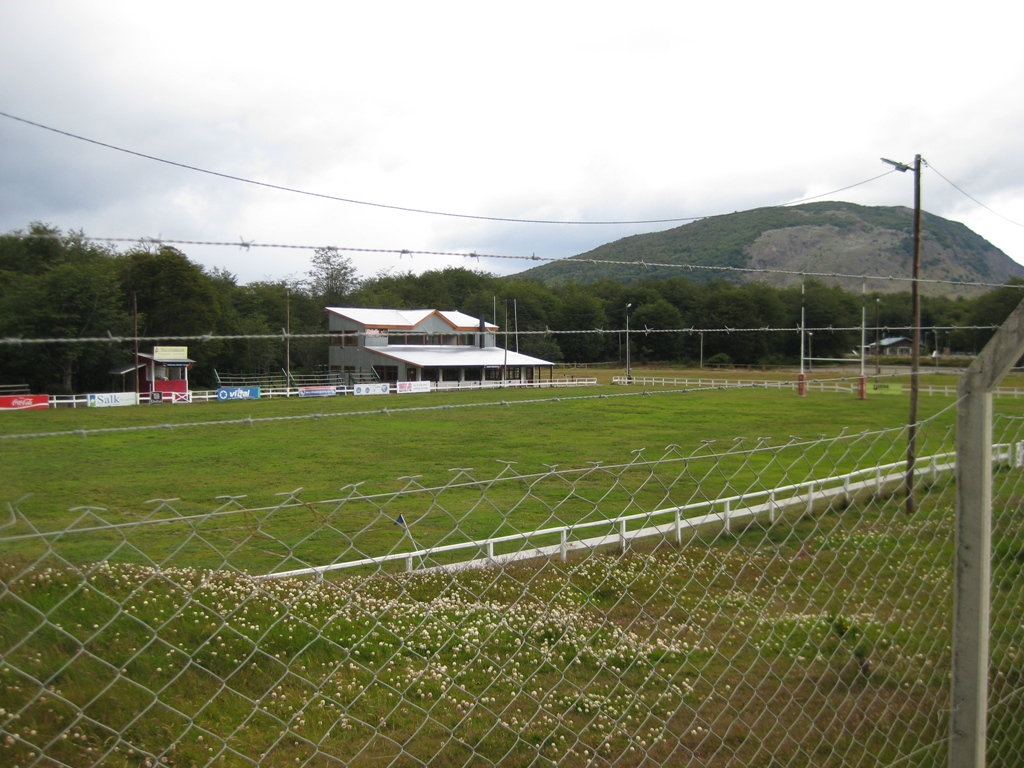 Southernmost rugby club in the world?