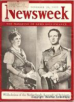 wilhelmina time mag 1939