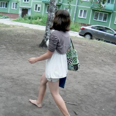 Катерина Фомель, участница БосоПатруля.