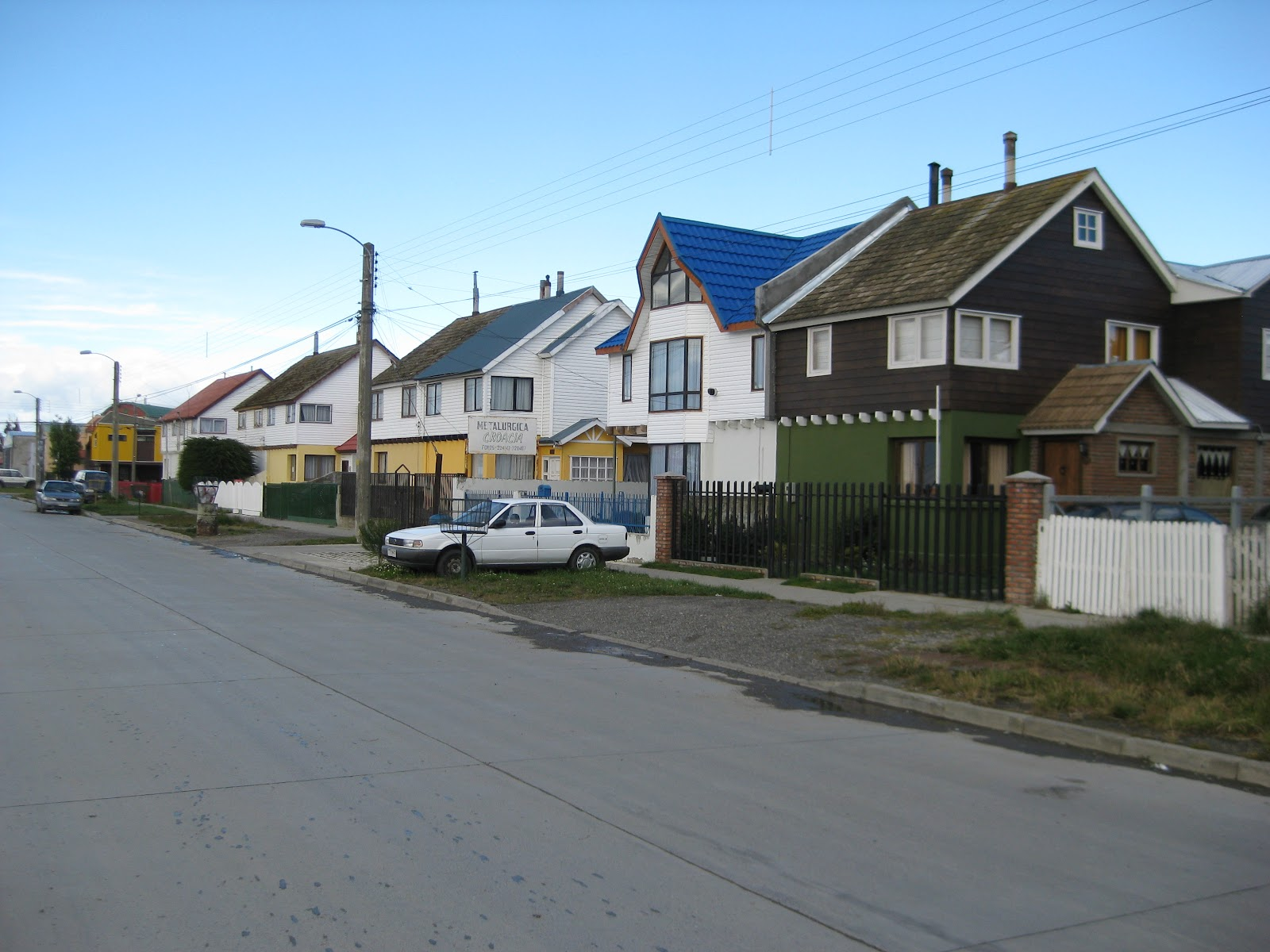 Typical houses (well, nicer ones anyway)