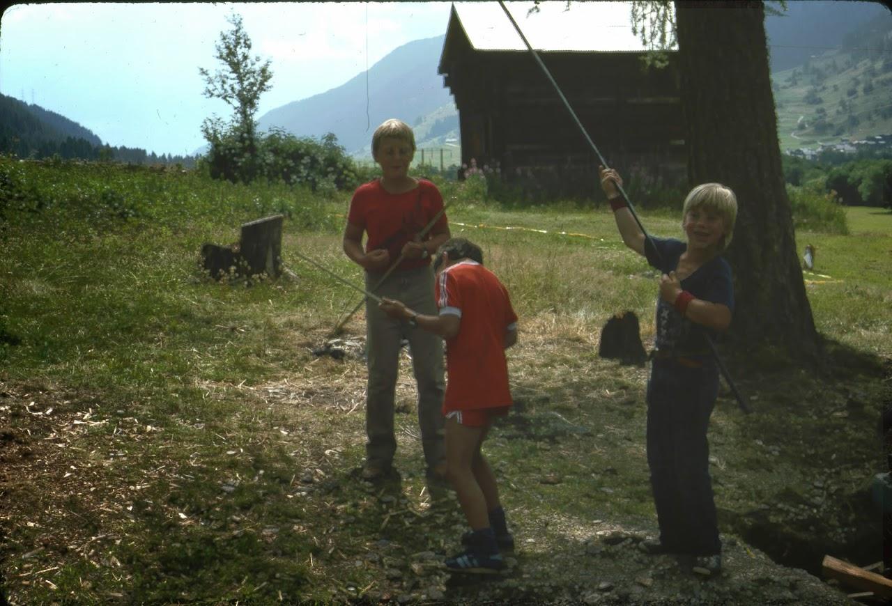 1981 Sommerlager JW - SolaJW81_098
