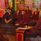 Tengboche monks