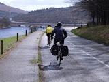 by Ladybower Reservoir