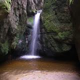 Adršpašsko-Teplické skály (6) - Malý vodopád