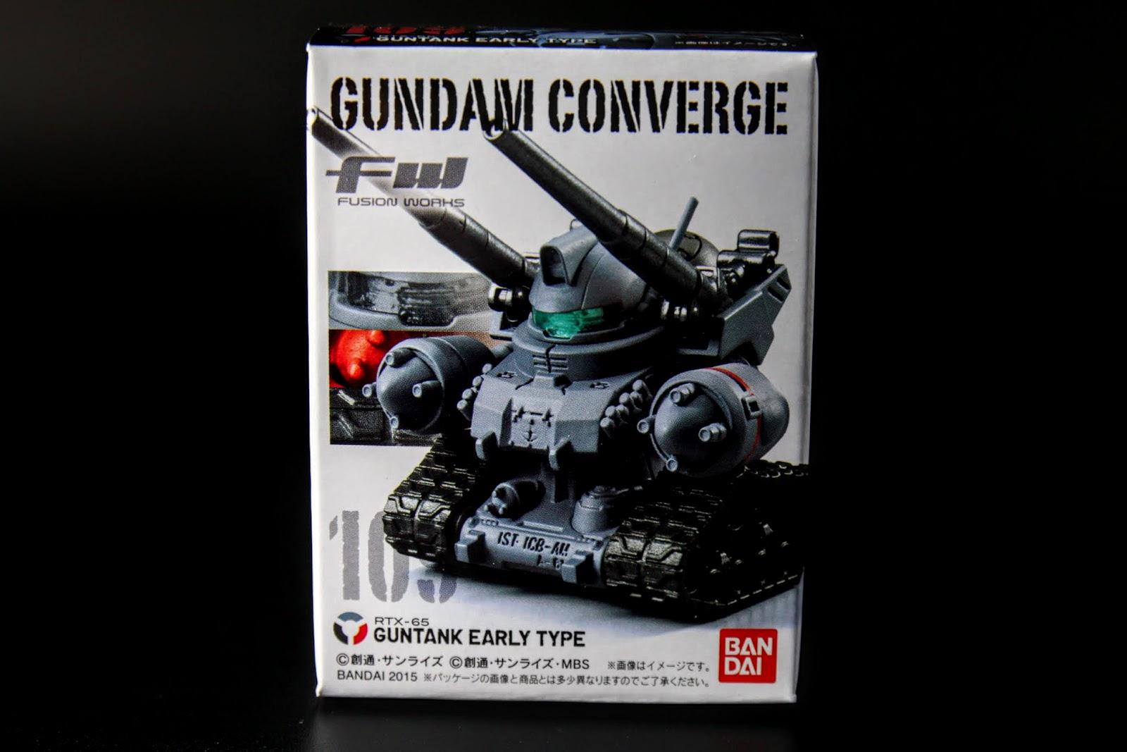 也是為了新動畫抬轎的No.109: Guntank Early Type