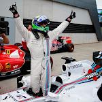 Felipe Massa wins Pole position in Austria