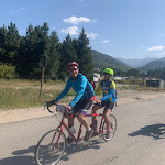 Cycling the Triple Bypass