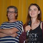 Alain Margot et Oxana Shachko