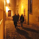 Večerní hra Prahou 2006 - Staré město