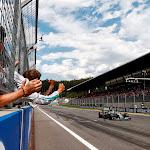 Nico Rosberg wins in Austria for Mercedes