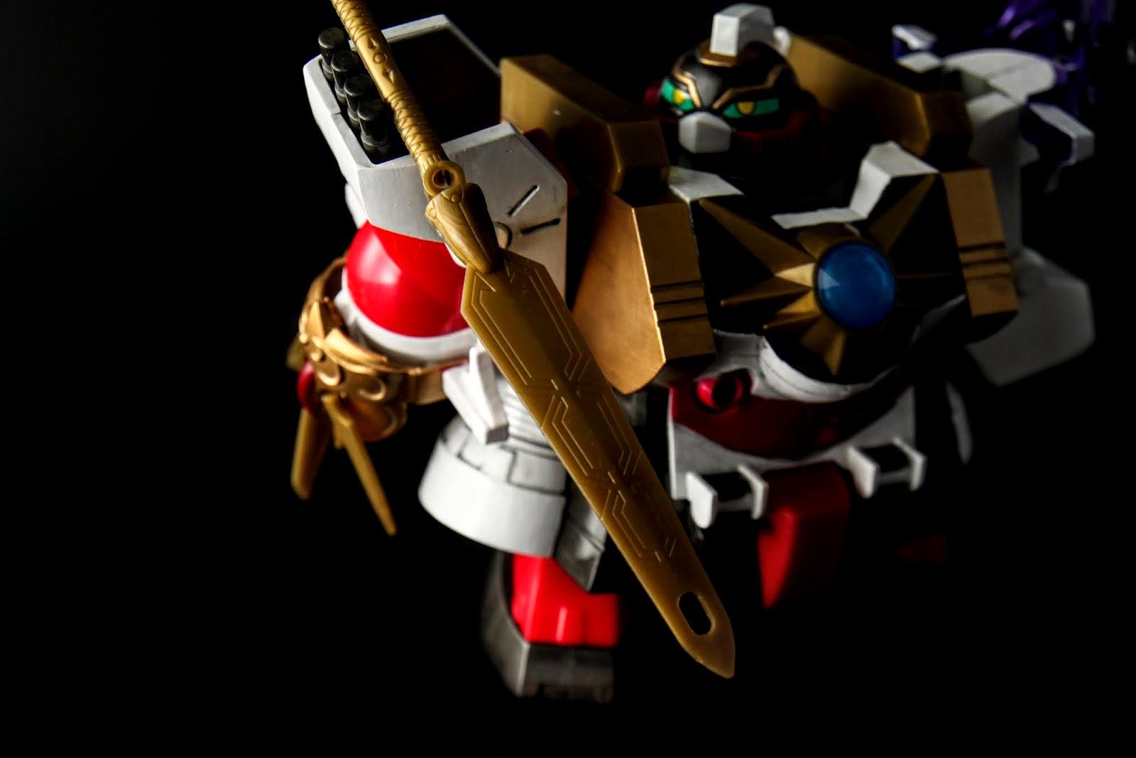 黒石岩槍,所有機甲神的武器裡最大把的