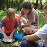 Příprava čaje a pokrmu pro pravěké lovce (2)