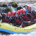 Whitewater Rafting, Afon Tryweryn, 2010