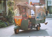 Cie Corbokiri 01, Inauguration, Cossé 2004