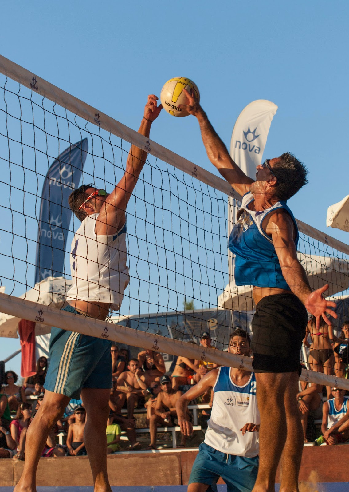 15th Nova Beach Volley Tournament, 2014