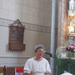 Ferenczy Erzsébet, átjáró lelkész