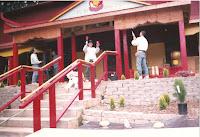 1995 - Shrine Construction