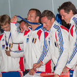 Médaille d'Or pour l'équipe de France de Voile Contact Rotation, Banjaluka 2014