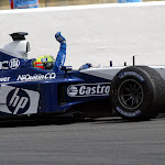 Ralf Schumacher, Williams BMW FW25