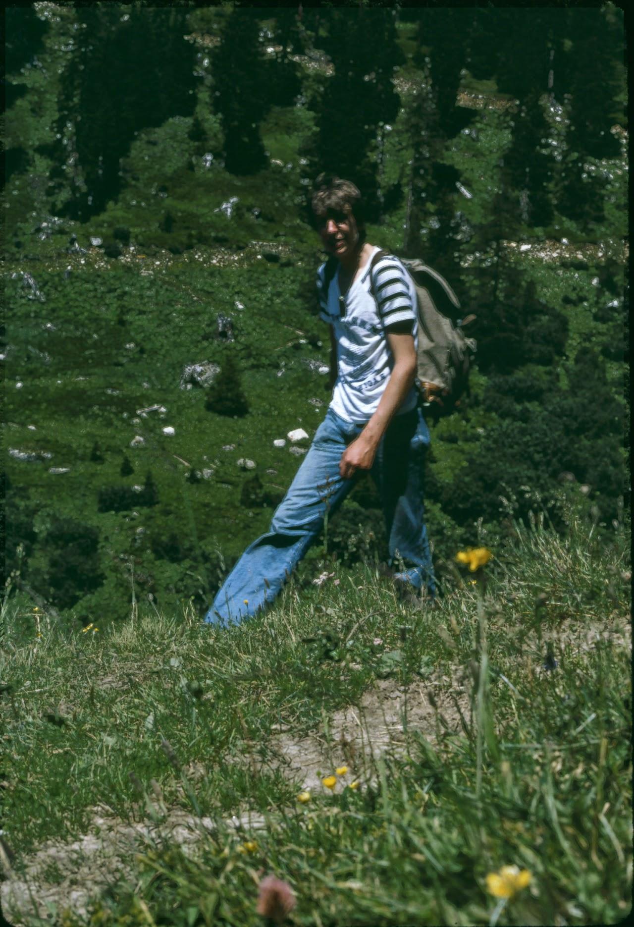 1981 Sommerlager JW - SolaJW81_186