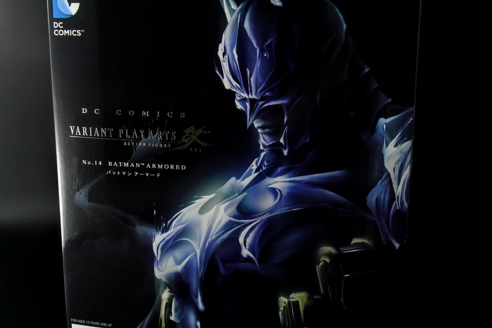 Variant版蝙蝠俠也要來重裝版