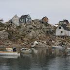 Tiniteqilaq village, ~150 inhabitants