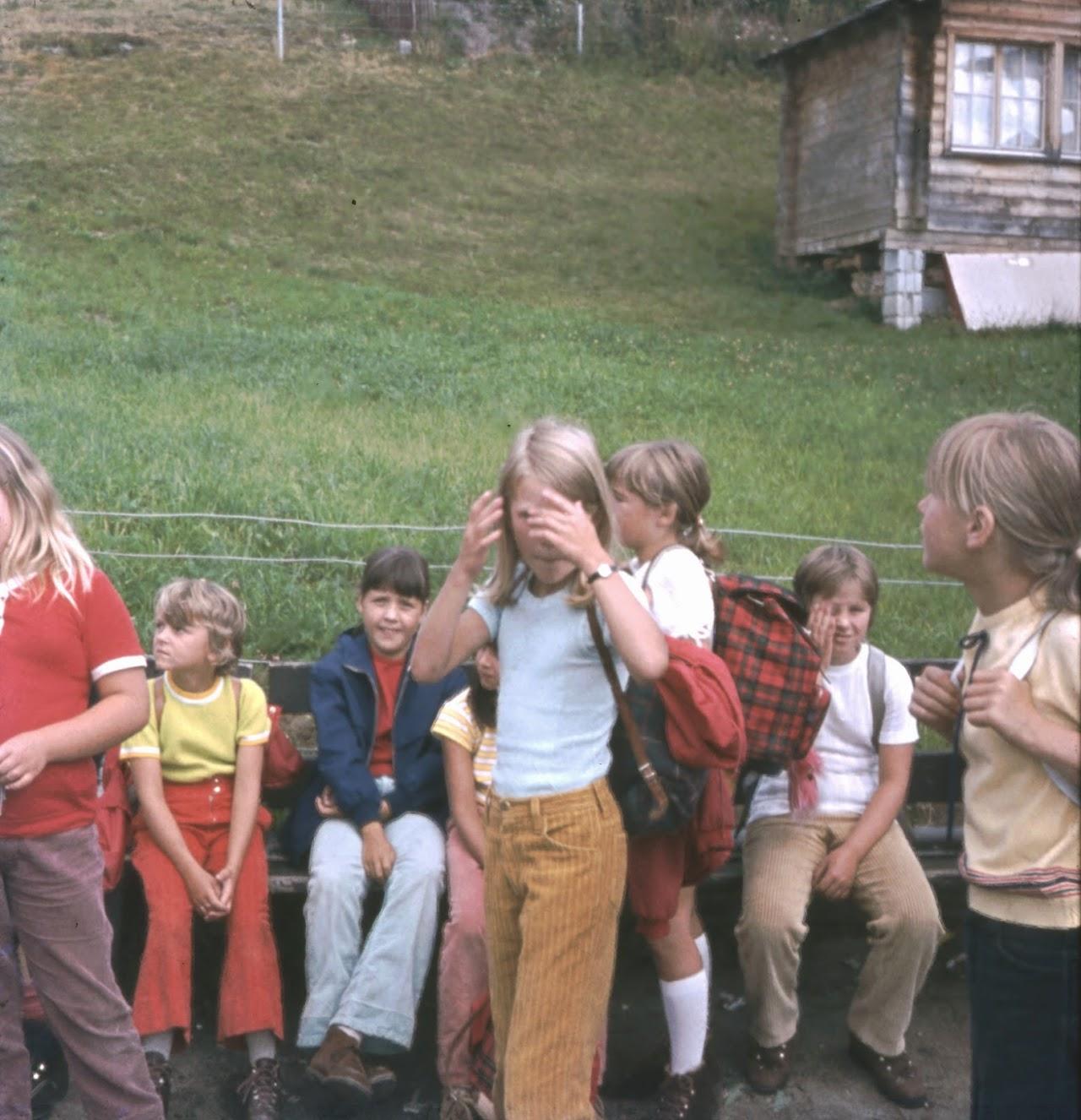 1981 Sommerlager JW - SolaJW81_057