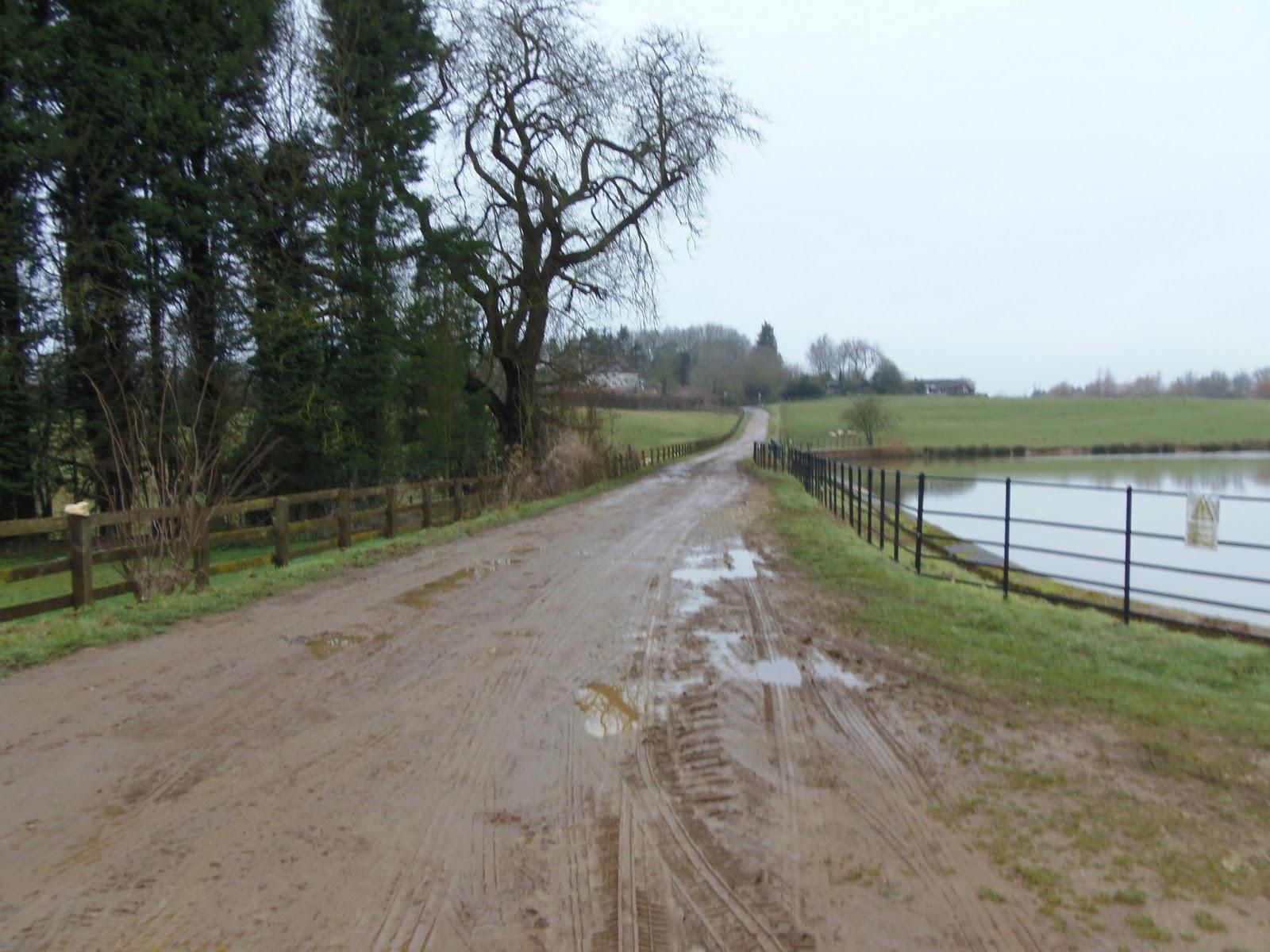 Access Road