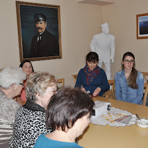 2014 rok - Walentynkowe spotkanie Kaszubskiego Koła Gospodyń Miejskich w Gdyni