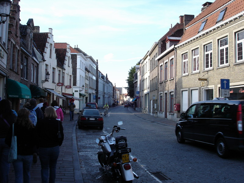 The City of Brugge