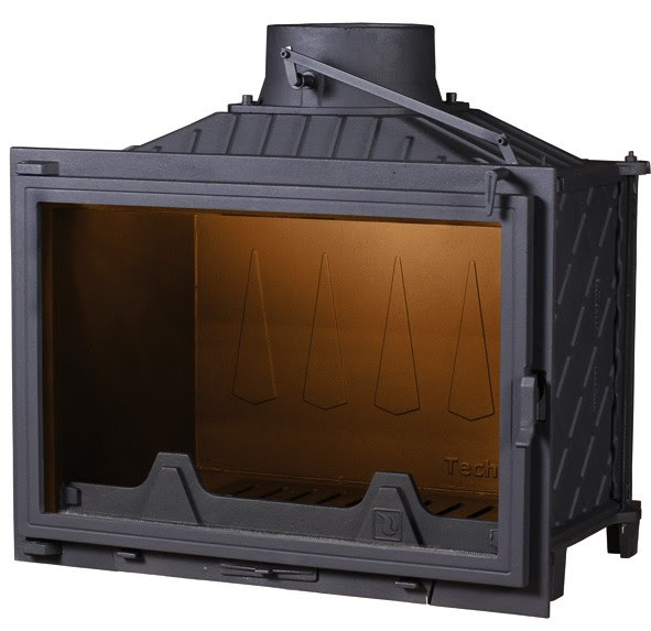 PANTHERM OPTIMUM 62 lateral dim.620x607 promjer dimovodne cijevi: fi150 težina ložišta:100 kg