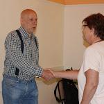 Pogány Erzsébet megköszönte Varga Györgynek a tartalmas és hasznos előadást