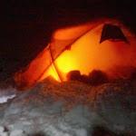 Ivanščica - zimsko šatoriranje