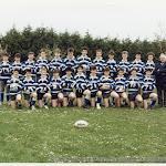 Junior Rugby team