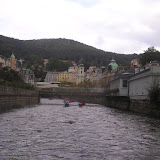 Karlovy Vary očima vodáka