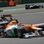 Nico Hulkenberg Force India VJM05