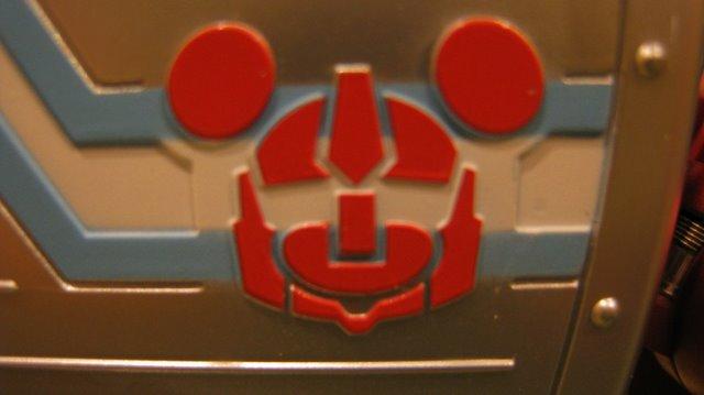 古錐的柏派米奇logo